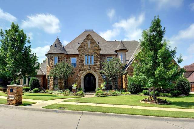 101 Londonberry Terrace, Southlake, TX 76092 (MLS #14350846) :: Team Tiller