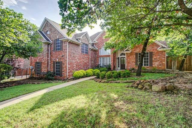 1541 Valley Creek Road, Denton, TX 76205 (MLS #14350870) :: EXIT Realty Elite