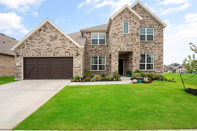 2304 Whitney Lane, Wylie, TX 75098 (MLS #14350871) :: Hargrove Realty Group