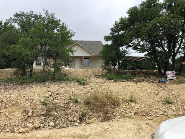 101 Tnt Court, Springtown, TX 76082 (MLS #14350881) :: The Mauelshagen Group