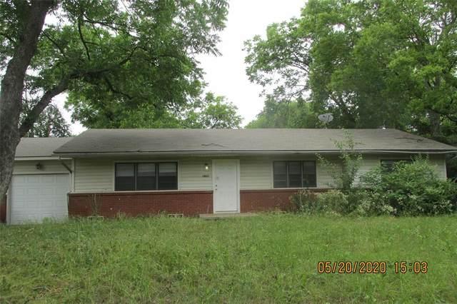2825 E Mckinney Street, Denton, TX 76209 (MLS #14350894) :: Real Estate By Design