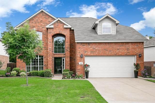 448 Geary Drive, Rockwall, TX 75087 (MLS #14350911) :: Baldree Home Team