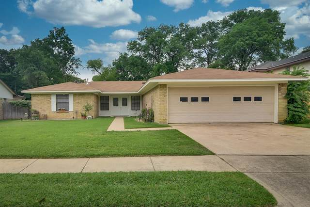 2601 Meadow Creek Drive, Bedford, TX 76021 (MLS #14350947) :: All Cities USA Realty