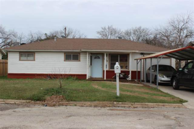 706 E 10th Street, Coleman, TX 76834 (MLS #14350953) :: Hargrove Realty Group