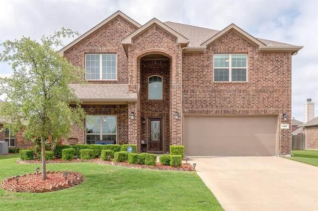 122 Lacy Oak Lane, Waxahachie, TX 75165 (MLS #14350964) :: Century 21 Judge Fite Company