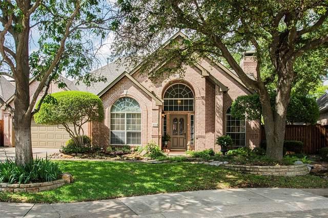 802 Buckhill Drive, Mckinney, TX 75072 (MLS #14350973) :: The Chad Smith Team