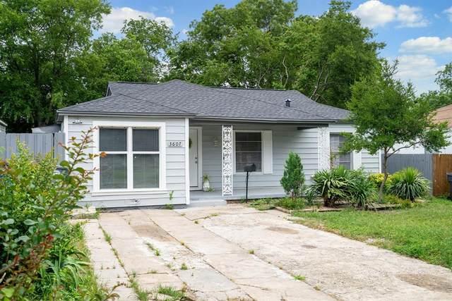 3607 Grafton Avenue, Dallas, TX 75211 (MLS #14350981) :: The Good Home Team