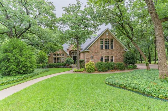 3360 Forest Glen Drive, Corinth, TX 76210 (MLS #14351013) :: The Chad Smith Team