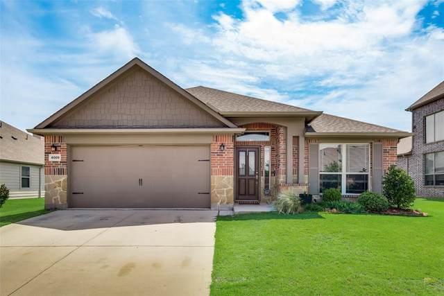 4009 Roxbury Street, Denton, TX 76210 (MLS #14351014) :: Team Hodnett
