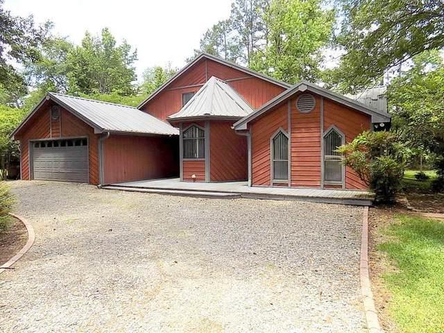 496 Greenbriar, Holly Lake Ranch, TX 75765 (MLS #14351028) :: Team Tiller