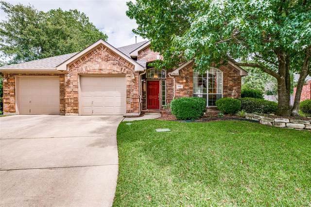 7913 Calla Court, Fort Worth, TX 76123 (MLS #14351031) :: Real Estate By Design