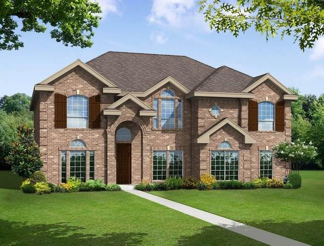 520 Castle Street, Desoto, TX 75115 (MLS #14351035) :: Century 21 Judge Fite Company