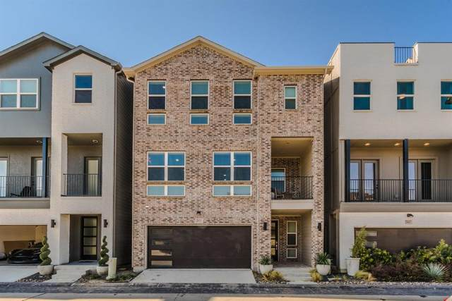2633 La Altura Lane, Dallas, TX 75212 (MLS #14351042) :: The Heyl Group at Keller Williams