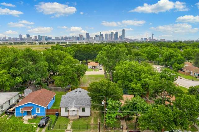 3612 Ladd Street, Dallas, TX 75212 (MLS #14351044) :: The Heyl Group at Keller Williams