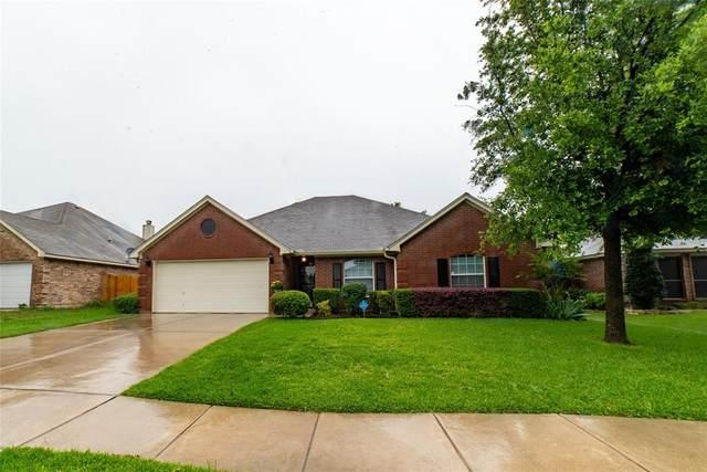 424 Vista Way Drive, Saginaw, TX 76179 (MLS #14351050) :: Real Estate By Design