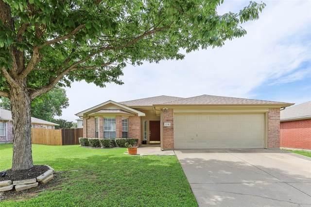 616 Aqua Drive, Little Elm, TX 75068 (MLS #14351056) :: The Kimberly Davis Group