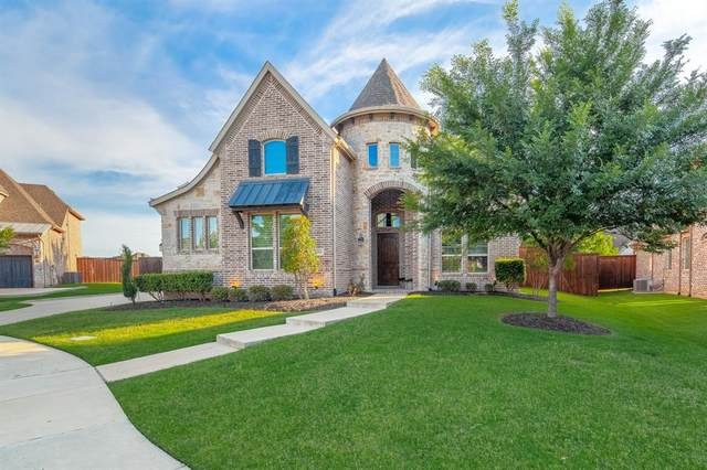 3604 Cathedral Lake Drive, Frisco, TX 75034 (MLS #14351059) :: The Good Home Team