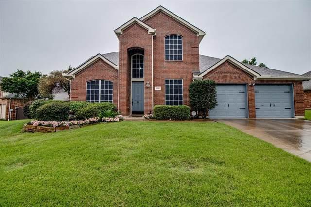 2506 Great Bear Lane, Denton, TX 76210 (MLS #14351061) :: Real Estate By Design