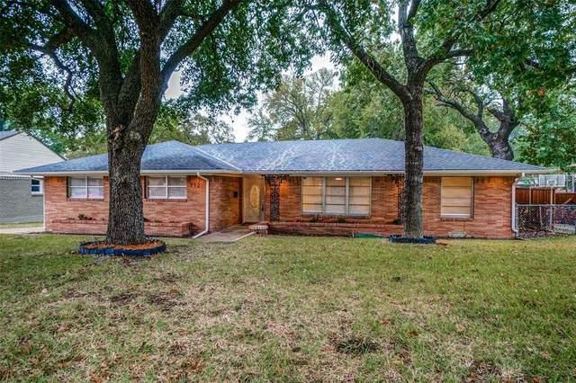 712 Town Creek Drive, Dallas, TX 75232 (MLS #14351066) :: Century 21 Judge Fite Company