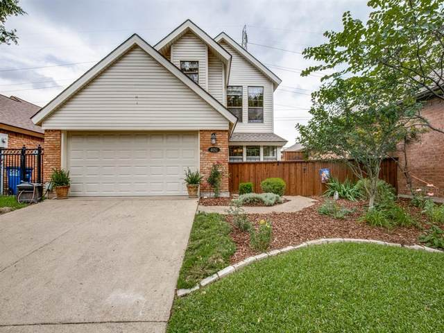 4051 Rive Lane, Addison, TX 75001 (MLS #14351073) :: Hargrove Realty Group