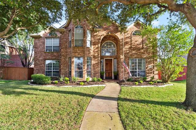 3929 Oakmont Drive, The Colony, TX 75056 (MLS #14351106) :: The Hornburg Real Estate Group