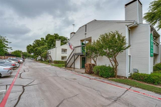 7431 Holly Hill Drive #203, Dallas, TX 75231 (MLS #14351114) :: The Chad Smith Team