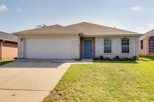 511 Blueberry Hill Lane, Mansfield, TX 76063 (MLS #14351122) :: Century 21 Judge Fite Company