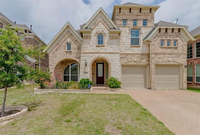 4013 Silk Vine Court NW, Fort Worth, TX 76262 (MLS #14351125) :: The Rhodes Team