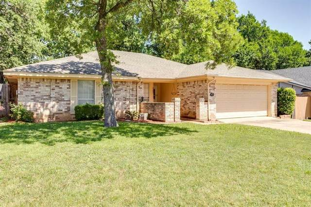 2107 Holt Road, Arlington, TX 76006 (MLS #14351128) :: Team Hodnett