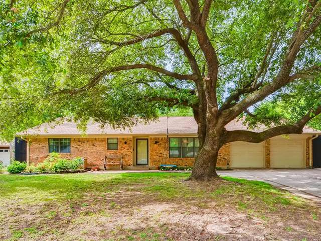 1229 Greenbriar Street, Denton, TX 76201 (MLS #14351130) :: The Mauelshagen Group