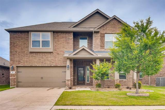 167 Baldwin Drive, Fate, TX 75189 (MLS #14351141) :: The Mauelshagen Group