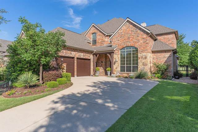 8504 Jefferson Way, Lantana, TX 76226 (MLS #14351151) :: Frankie Arthur Real Estate