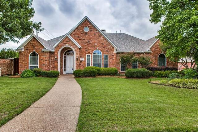 2100 Ironside Drive, Plano, TX 75075 (MLS #14351158) :: Hargrove Realty Group
