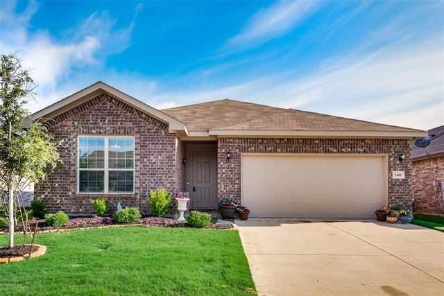 5401 Wharfside Place, Denton, TX 76208 (MLS #14351159) :: The Chad Smith Team