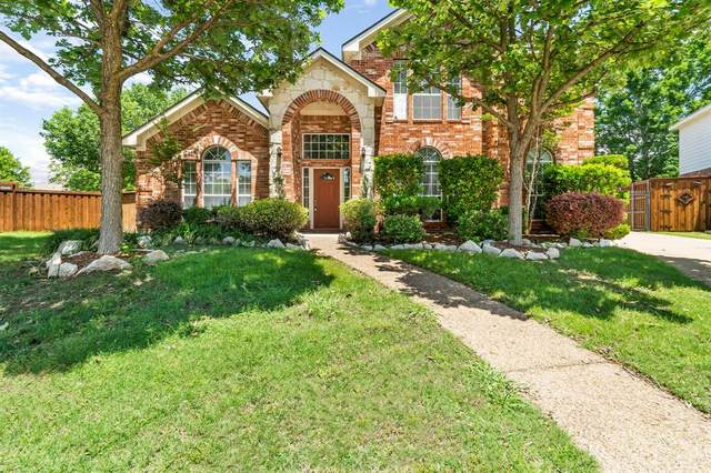 4116 Winding Way, Frisco, TX 75035 (MLS #14351183) :: The Chad Smith Team
