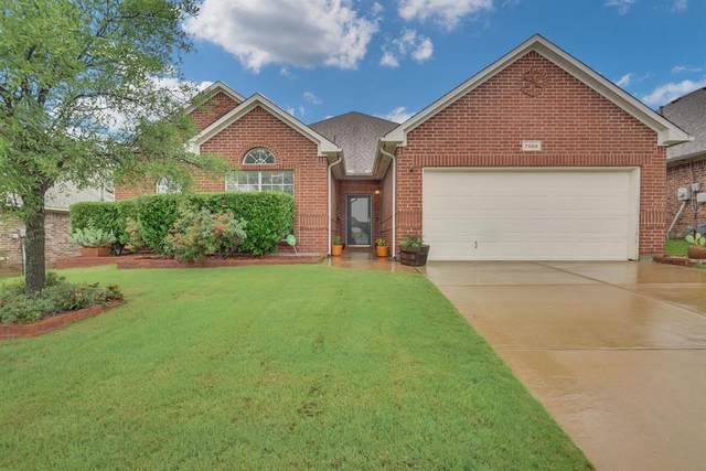7809 Raton Ridge Lane, Arlington, TX 76002 (MLS #14351190) :: Team Hodnett