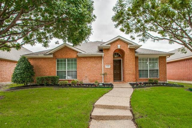 5636 Phoenix Drive, The Colony, TX 75056 (MLS #14351200) :: The Hornburg Real Estate Group