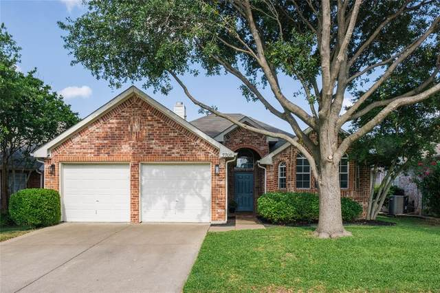 7700 Beaver Head Road, Fort Worth, TX 76137 (MLS #14351229) :: Real Estate By Design