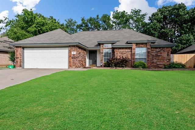 813 Irene Street, Burleson, TX 76028 (MLS #14351240) :: The Mitchell Group