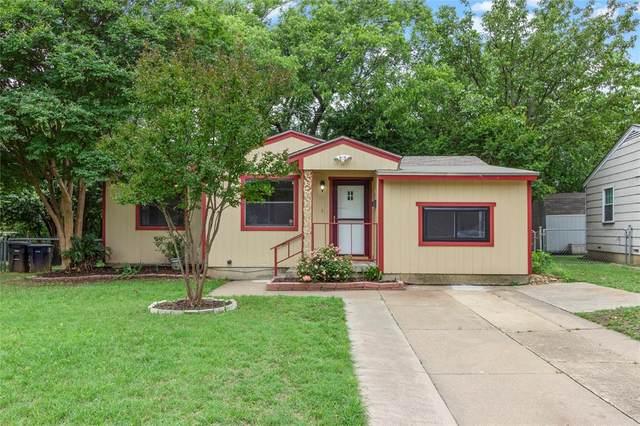 5228 Frazier Avenue, Fort Worth, TX 76115 (MLS #14351243) :: Century 21 Judge Fite Company