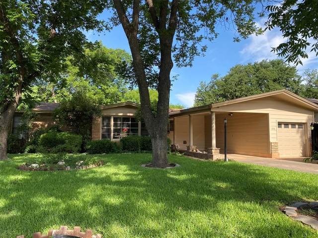 1010 Elmwood Drive, Abilene, TX 79605 (MLS #14351245) :: The Tierny Jordan Network