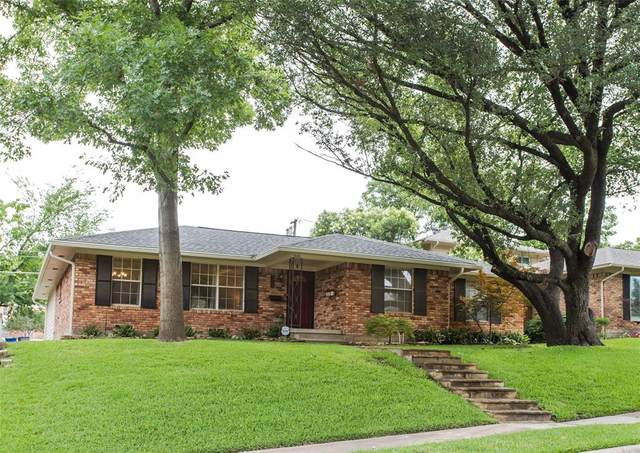 9010 Guildhall Drive, Dallas, TX 75238 (MLS #14351251) :: The Hornburg Real Estate Group