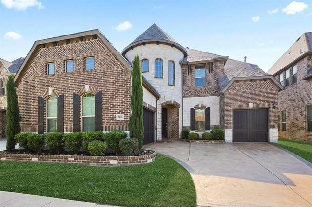 3616 Biscayne Drive, Mckinney, TX 75070 (MLS #14351252) :: The Good Home Team
