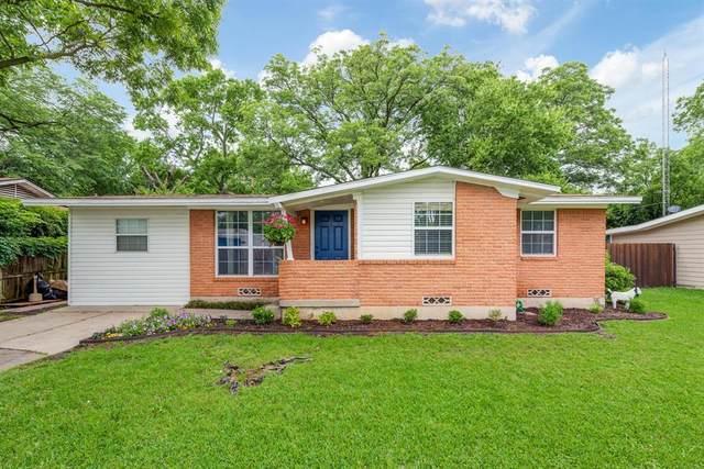817 Sierra Drive, Denton, TX 76209 (MLS #14351254) :: The Mauelshagen Group