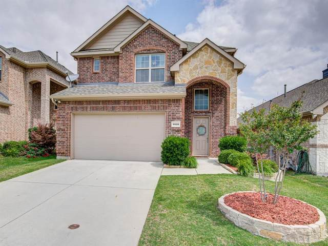 9920 Pronghorn Road, Mckinney, TX 75071 (MLS #14351308) :: All Cities USA Realty