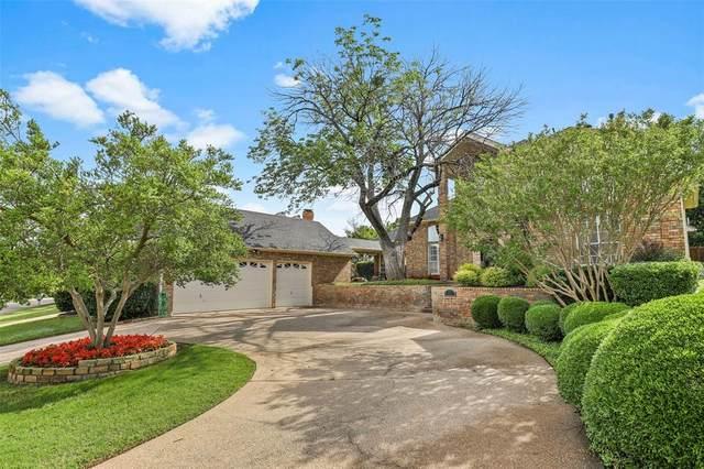 71 Remington Drive W, Highland Village, TX 75077 (MLS #14351309) :: The Good Home Team