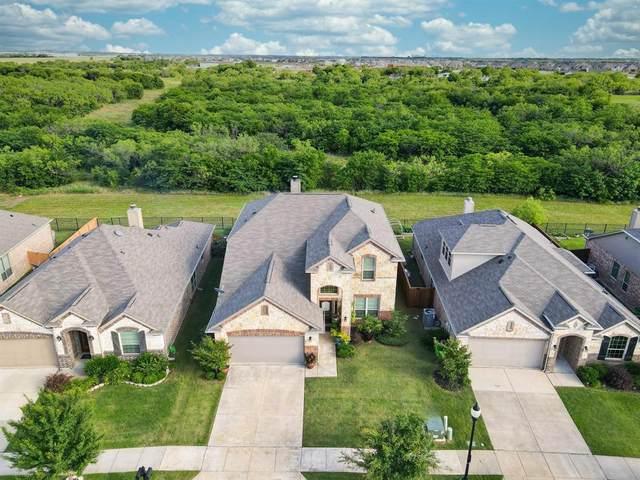 16600 Toledo Bend Court, Prosper, TX 75078 (MLS #14351315) :: Team Tiller