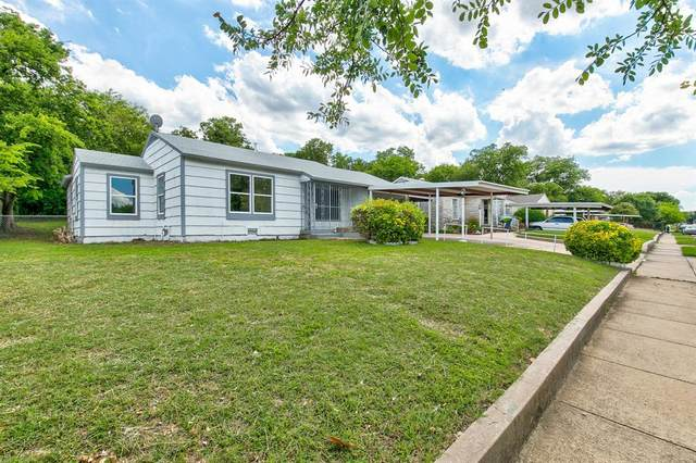 1104 E Bowie Street, Fort Worth, TX 76104 (MLS #14351319) :: North Texas Team | RE/MAX Lifestyle Property