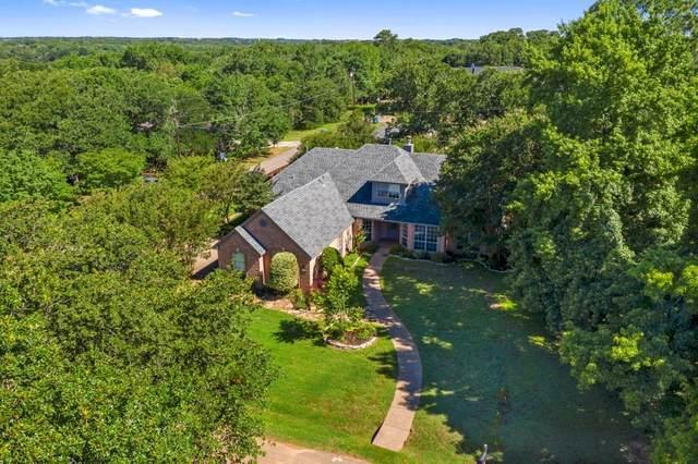 4020 Holly Lane, Flower Mound, TX 75022 (MLS #14351333) :: Century 21 Judge Fite Company