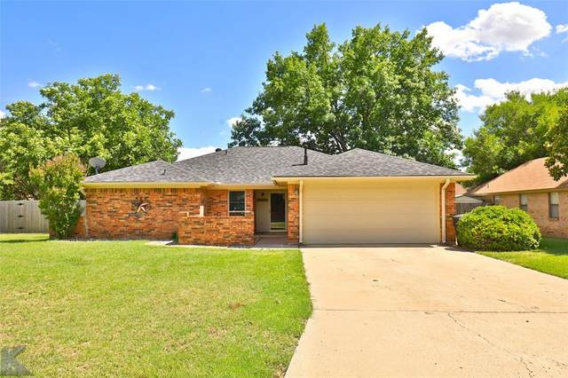 3525 Carnation Court, Abilene, TX 79606 (MLS #14351362) :: The Mauelshagen Group